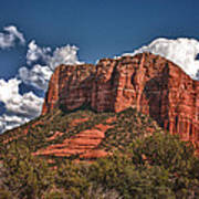 Red Rock Country Sedona Az Art Print
