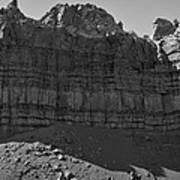Red Rock - Huge Panorama Art Print