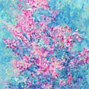 Redbud Special Art Print