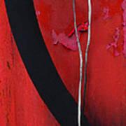 Redrum Art Print by Skip Hunt