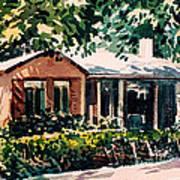 Redwood City #4 Art Print