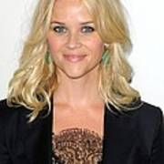 Reese Witherspoon At Arrivals For Elles Art Print by Everett