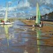 Reflection Art Print by Andrew Macara