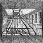 Refrigerated Ship, 1876 Art Print