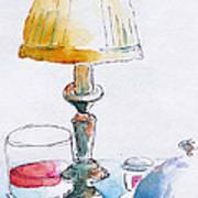 Regatta Grand Dining Room Art Print