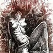 Regeneration-iii Art Print