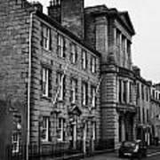 Regent Quay Aberdeen Scotland Uk Art Print