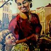 Relics Of Soviet History 2 Art Print