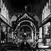 Religion, Our Lady Of Peace Cathedral Art Print by Everett