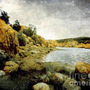 Rembrandt Colors Art Print by Arne Hansen