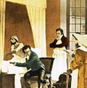 Rene Laennec, French Physician Art Print
