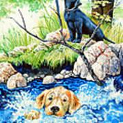 Rescue Me Art Print