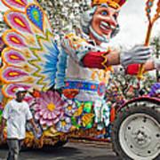 Rex Mardi Gras Parade IIi Art Print