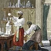 Rhazes, Islamic Scholar Art Print