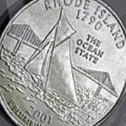 Rhode Island 2001 Art Print