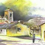 Ribera Del Duero In Spain 05 Art Print