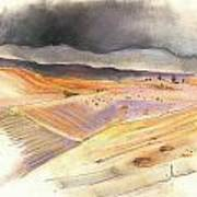 Ribera Del Duero In Spain 08 Art Print