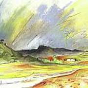 Ribera Del Duero In Spain 10 Art Print