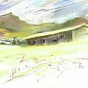 Ribera Del Duero In Spain 15 Art Print
