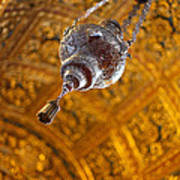 Richly Decorated Ceiling Art Print