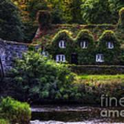 River Cottage Art Print