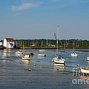 River Deben Estuary Art Print