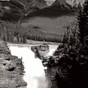 River Fall Part 1 Art Print