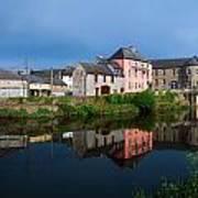 River Nore, Kilkenny, County Kilkenny Art Print