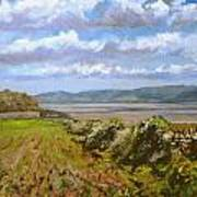 River Severn View Art Print