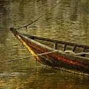 Rivers Regrets  Art Print by Empty Wall
