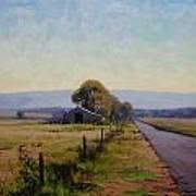 Road To Richmond Art Print