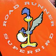 Roadrunner Art Print