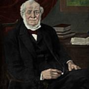 Robert Bunsen, German Chemist Art Print