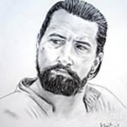 Robert De Niro In The Mission Art Print
