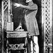 Robert Knox, Scottish Anatomist Art Print