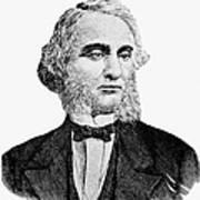 Robert Purvis (1810-1898) Art Print by Granger