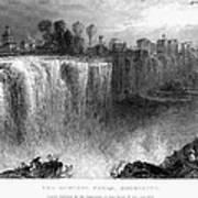 Rochester: Genesee Falls Art Print