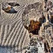 Rock Garden - Hdr Art Print