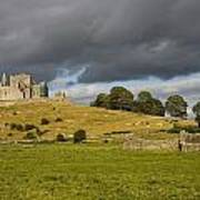 Rock Of Cashel, Cashel, County Art Print