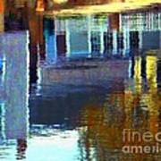 Rockport Reflections Art Print