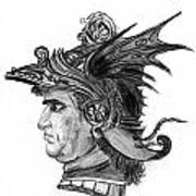 Roman Gladiator Art Print