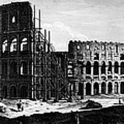 Rome: Colosseum, C1864 Art Print