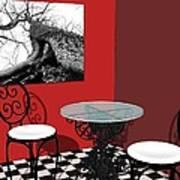 Room - Still Reaching Art Print