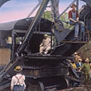 Roosevelt: Panama Canal Art Print