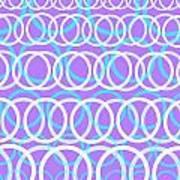 Round Cirlces Art Print