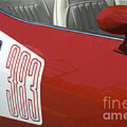 Route 66 Classic Cars 5 Art Print