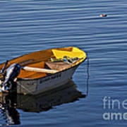 Rowing Boat Art Print