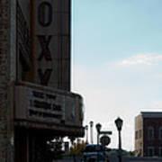 Roxy Regional Theater Print by Ed Gleichman