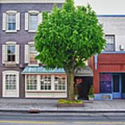 Rue Franklin Art Print
