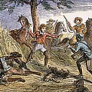 Runaway Slave Art Print by Granger